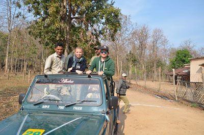 pench national park, indian safaris