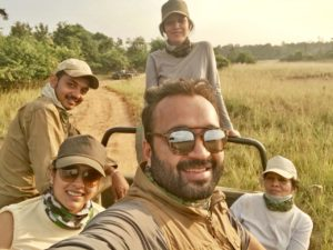 Tadoba National Park, Wildlife safaris, luxury safaris